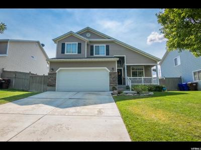 Eagle Mountain Single Family Home For Sale: 3658 E Blackhawk Rd N