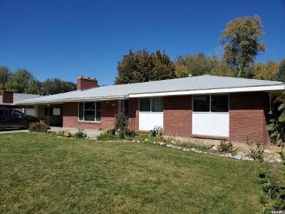 American Fork UT Single Family Home For Sale: $355,000