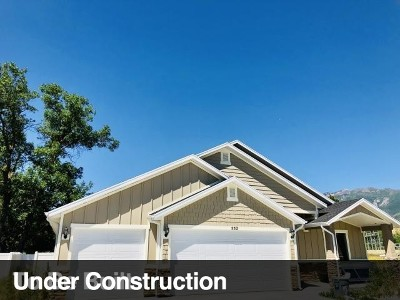 South Weber Single Family Home Under Contract: 562 E Spaulding Way
