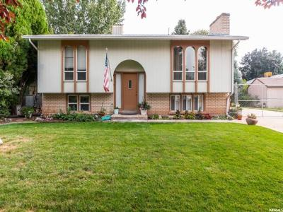 North Ogden Single Family Home For Sale: 455 E 1750 N