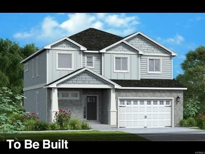 West Jordan Single Family Home For Sale: 5424 W 9120 S #64