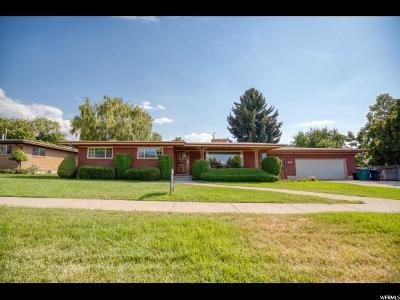 Logan Single Family Home For Sale: 228 E 900 N
