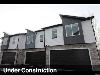 North Logan Townhouse For Sale: 257 E 1725 N #2