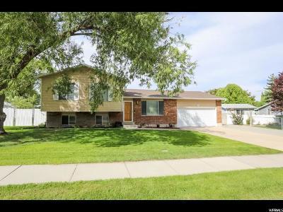 Riverton Single Family Home For Sale: 2958 W Martinez Way S