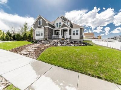 South Jordan Single Family Home For Sale: 11172 S Miriam Oaks Dr