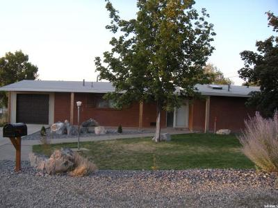 Payson Single Family Home For Sale: 364 W 500 S