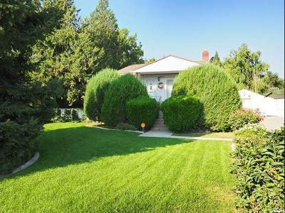 Riverton Single Family Home For Sale: 13224 S 1300 W