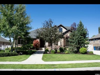 Highland Single Family Home Under Contract: 11885 N Harvest Moon Ln W