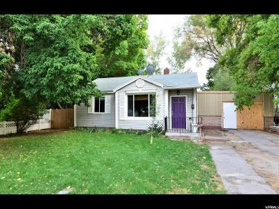 American Fork UT Single Family Home For Sale: $239,000