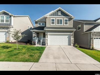 Lehi Single Family Home For Sale: 4006 W 1700 N