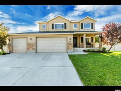 Saratoga Springs Single Family Home For Sale: 346 N Bryant Blvd