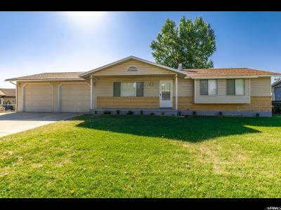 Clearfield Single Family Home Backup: 640 N 800 W