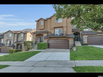 Cedar Hills Townhouse Under Contract: 10562 N Sage Vista