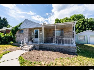 Orem Single Family Home For Sale: 364 E 1600 S