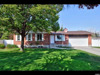 Riverton Single Family Home For Sale: 12066 S 2110 W