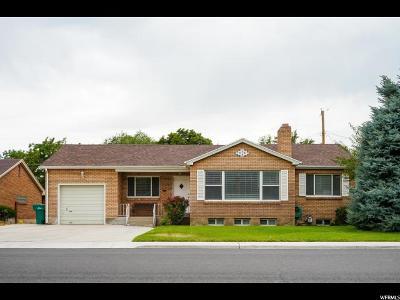 Orem Single Family Home For Sale: 624 S 560 E