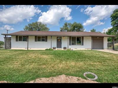 South Ogden Single Family Home Under Contract: 904 E 4400 S