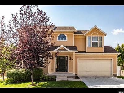 West Jordan Single Family Home For Sale: 6791 W Grevillea Ln