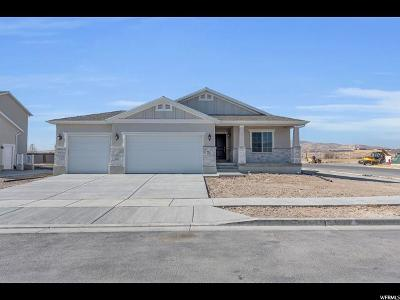 Lehi Single Family Home For Sale: 2801 N 3550 W