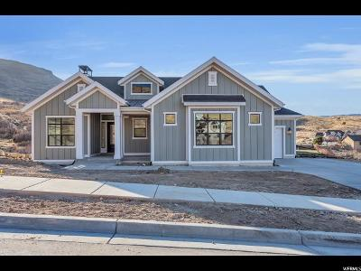 Herriman Single Family Home For Sale: 15118 S Spring Canyon Dr