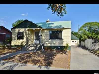 Price Single Family Home For Sale: 720 N 300 E