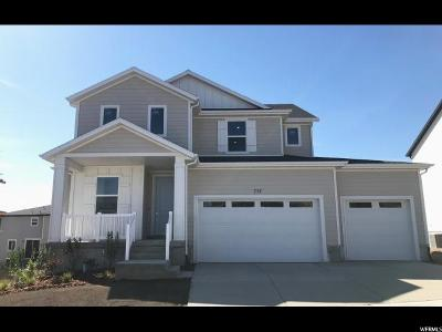 Saratoga Springs Single Family Home For Sale: 737 W Hydrangea Way N