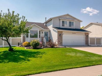 South Jordan Single Family Home Under Contract: 3091 W 9765 S