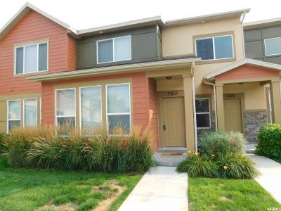 South Jordan Townhouse Under Contract: 3762 Angelica Way