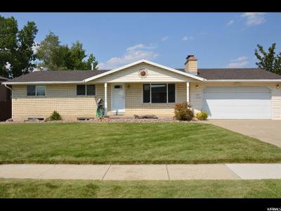 Midvale Single Family Home For Sale: 427 E Larchwood Dr S