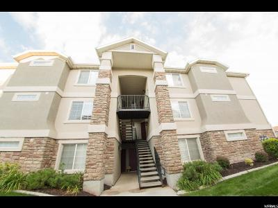Pleasant Grove Condo For Sale: 1225 W Dallin Dr