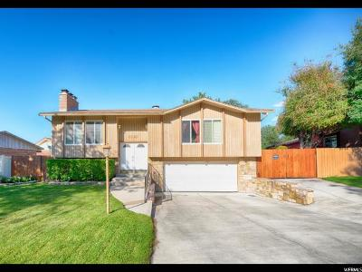 Midvale Single Family Home For Sale: 6847 S Enchanted Dr E