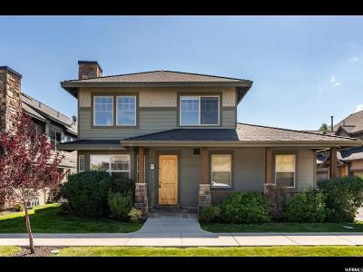 Park City Townhouse For Sale: 6042 N Fox Point Cir #A1