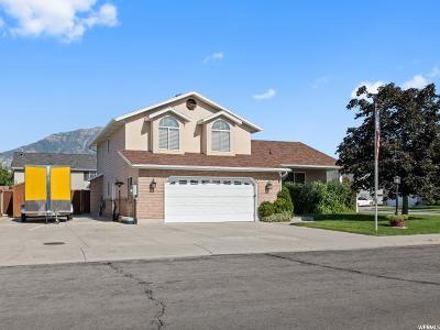 Orem Single Family Home For Sale: 1412 N 580 W #08A