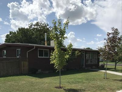 Orem Single Family Home Under Contract: 770 E 1400 S