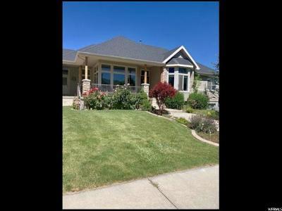 Salem Single Family Home For Sale: 1242 S 550 W