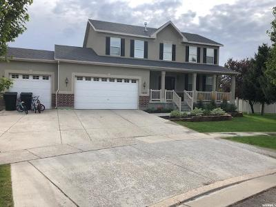Syracuse Single Family Home For Sale: 1635 W 1110 S