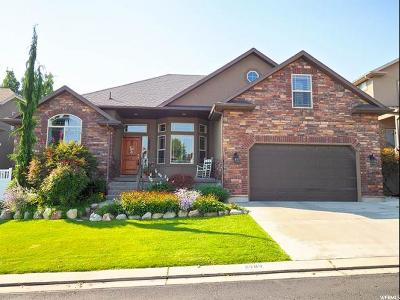 South Jordan Single Family Home For Sale: 3909 W Sienna Dune Dr