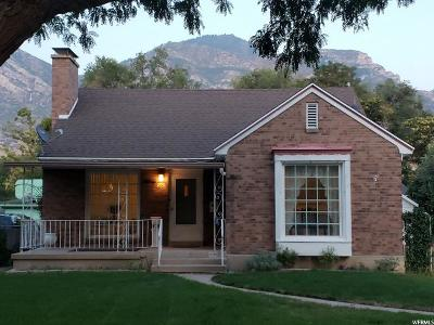 Provo Single Family Home Under Contract: 330 N 500 E