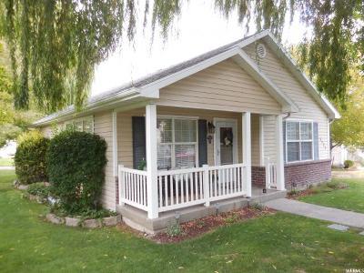 Eagle Mountain Single Family Home For Sale: 3423 E Windhover Cir