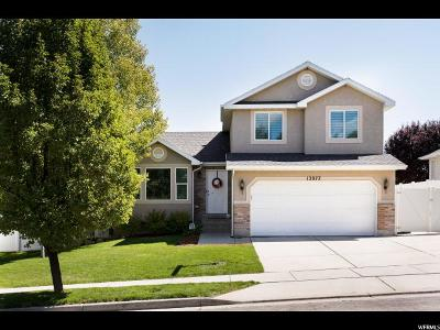 Herriman Single Family Home For Sale: 13977 S Friendship Dr