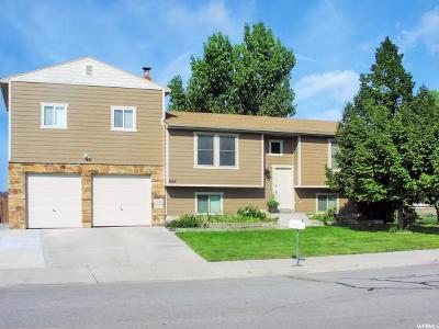 Provo Single Family Home For Sale: 695 N 2550 W