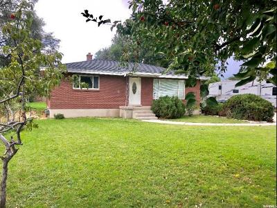 Riverton Single Family Home For Sale: 13280 S 1300 W