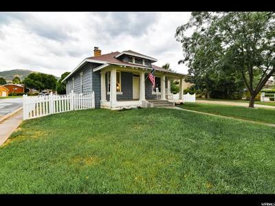 Bountiful Single Family Home For Sale: 99 S 400 E