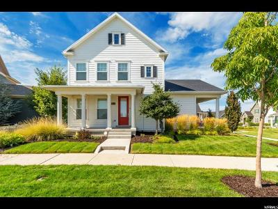 South Jordan Single Family Home For Sale: 5154 W Longbow Dr S