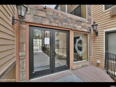 Park City Condo For Sale: 1940 Prospector Ave #124