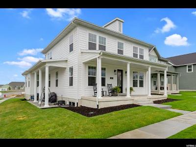 Kaysville Single Family Home For Sale: 1968 W Joseph Acres Rd