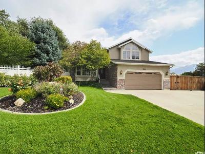 West Jordan Single Family Home Under Contract: 6653 S Dale Park Cir W