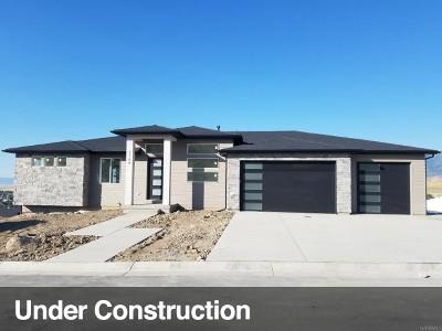 Eagle Mountain Single Family Home For Sale: 2304 E Patriot Dr