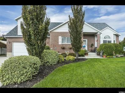 South Jordan Single Family Home For Sale: 10328 S 1480 W