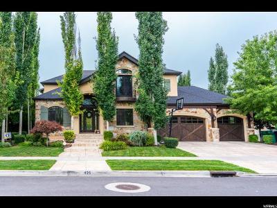 Orem Single Family Home For Sale: 496 S 750 E